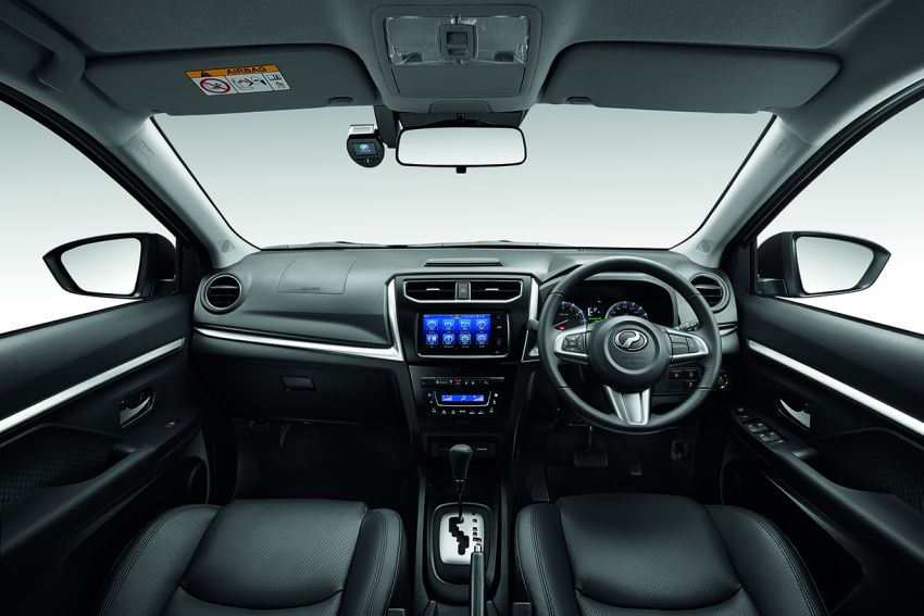 2019 Perodua Aruz SUV launched in Malaysia – seven seats; ASA 2.0; two variants; RM72,900 and RM77,900 Image #910939