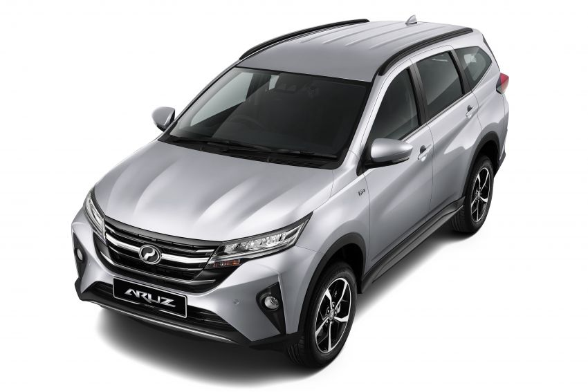 2019 Perodua Aruz SUV launched in Malaysia – seven seats; ASA 2.0; two variants; RM72,900 and RM77,900 Image #910928