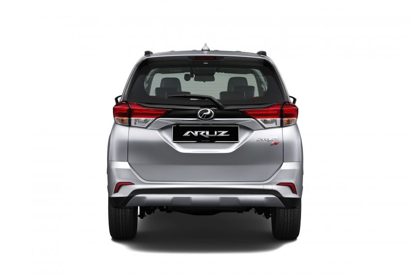 2019 Perodua Aruz SUV launched in Malaysia – seven seats; ASA 2.0; two variants; RM72,900 and RM77,900 Image #910931