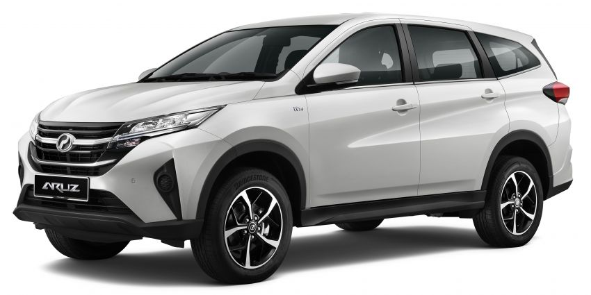 2019 Perodua Aruz SUV launched in Malaysia – seven seats; ASA 2.0; two variants; RM72,900 and RM77,900 Image #910958