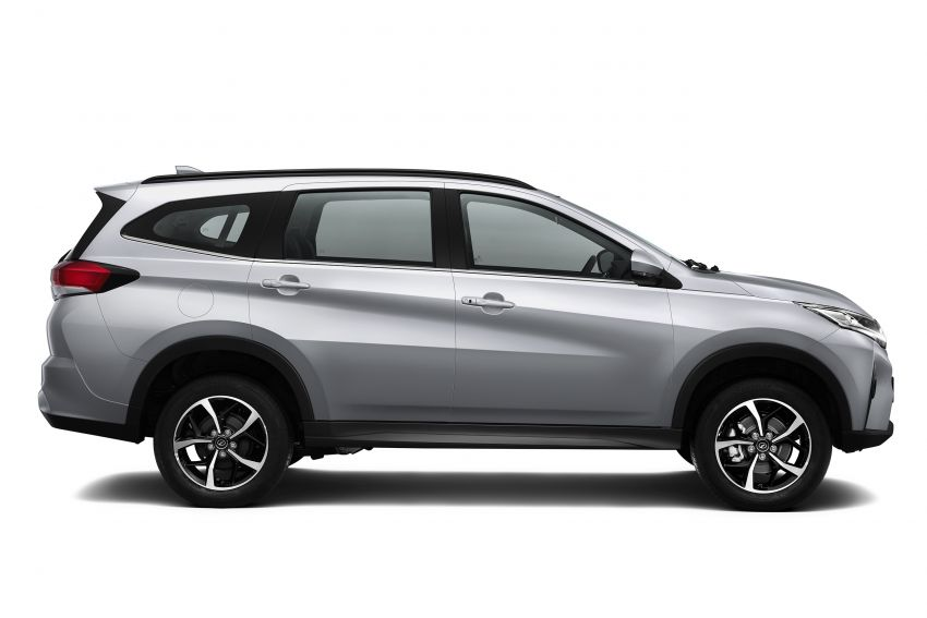 2019 Perodua Aruz SUV launched in Malaysia – seven seats; ASA 2.0; two variants; RM72,900 and RM77,900 Image #910954