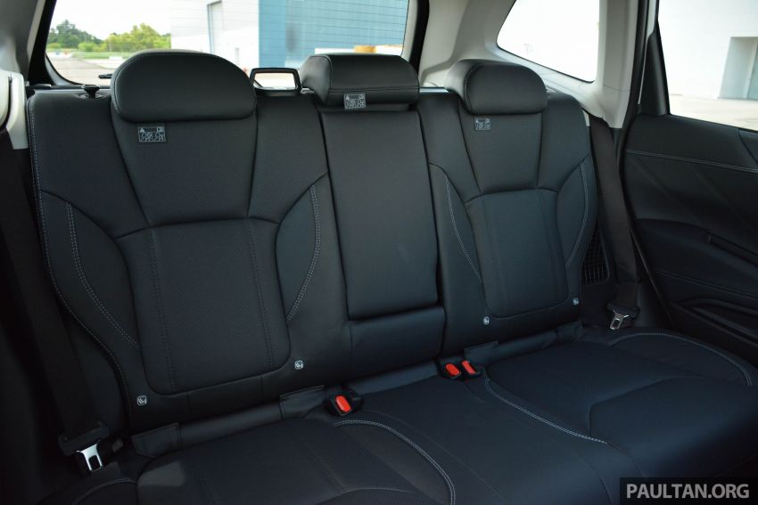 2019 Subaru Forester e-Boxer previewed in Singapore Image #908567