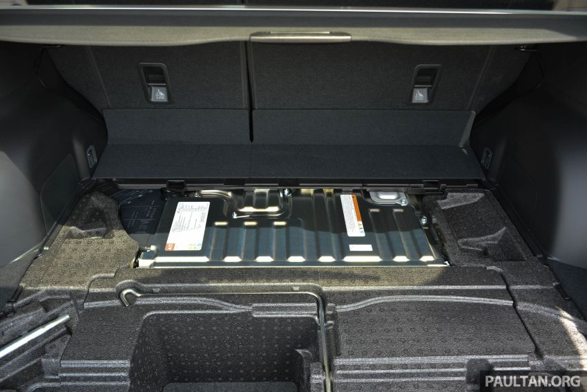 2019 Subaru Forester e-Boxer previewed in Singapore Image #908573