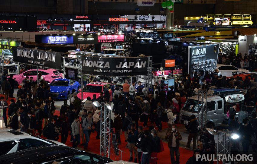 TAS 2019: <em>Kawaii</em> showgirls wrap up our mega inaugural Tokyo Auto Salon live coverage Image #916560
