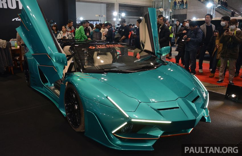 TAS 2019: <em>Kawaii</em> showgirls wrap up our mega inaugural Tokyo Auto Salon live coverage Image #916453