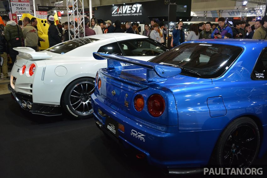 TAS 2019: <em>Kawaii</em> showgirls wrap up our mega inaugural Tokyo Auto Salon live coverage Image #916486
