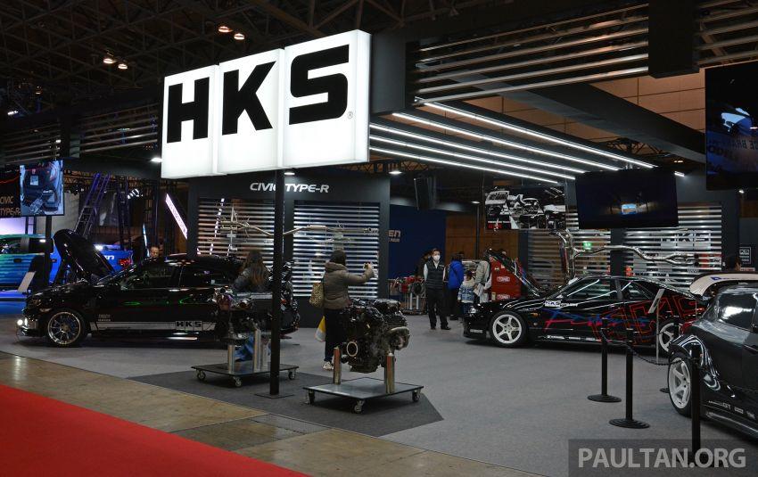 TAS 2019: <em>Kawaii</em> showgirls wrap up our mega inaugural Tokyo Auto Salon live coverage Image #916499