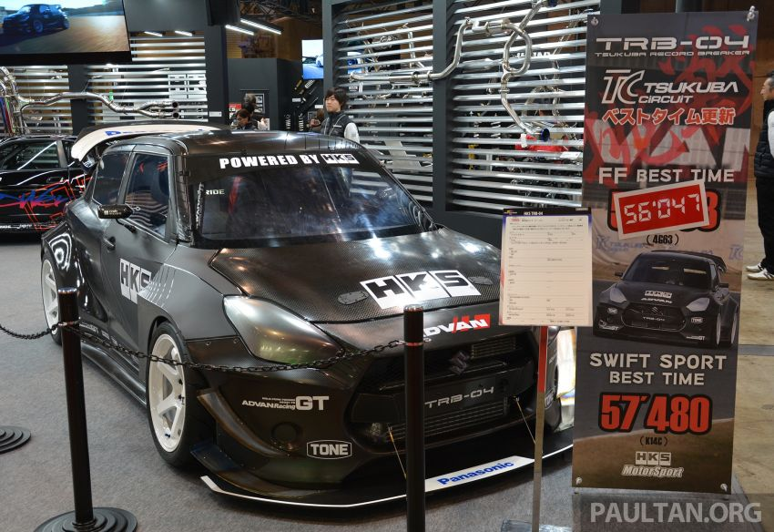 TAS 2019: <em>Kawaii</em> showgirls wrap up our mega inaugural Tokyo Auto Salon live coverage Image #916507