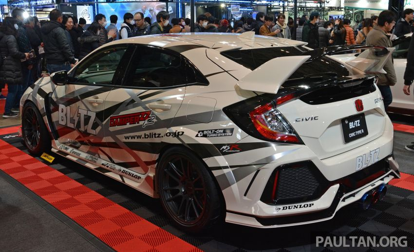TAS 2019: <em>Kawaii</em> showgirls wrap up our mega inaugural Tokyo Auto Salon live coverage Image #916512
