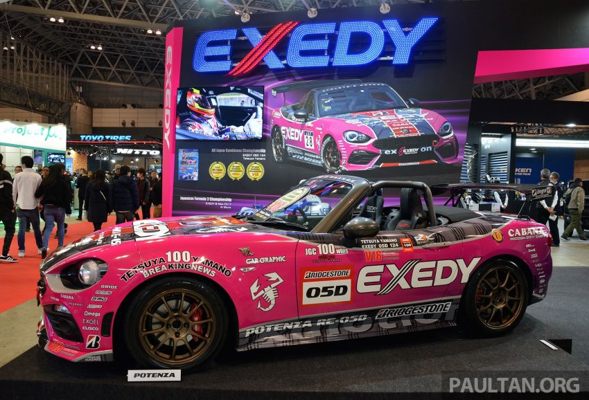 TAS 2019: <em>Kawaii</em> showgirls wrap up our mega inaugural Tokyo Auto Salon live coverage Image #916513