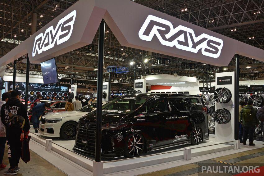 TAS 2019: <em>Kawaii</em> showgirls wrap up our mega inaugural Tokyo Auto Salon live coverage Image #916515