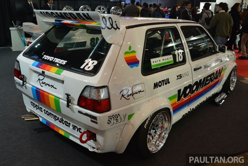 TAS 2019: <em>Kawaii</em> showgirls wrap up our mega inaugural Tokyo Auto Salon live coverage Image #916522