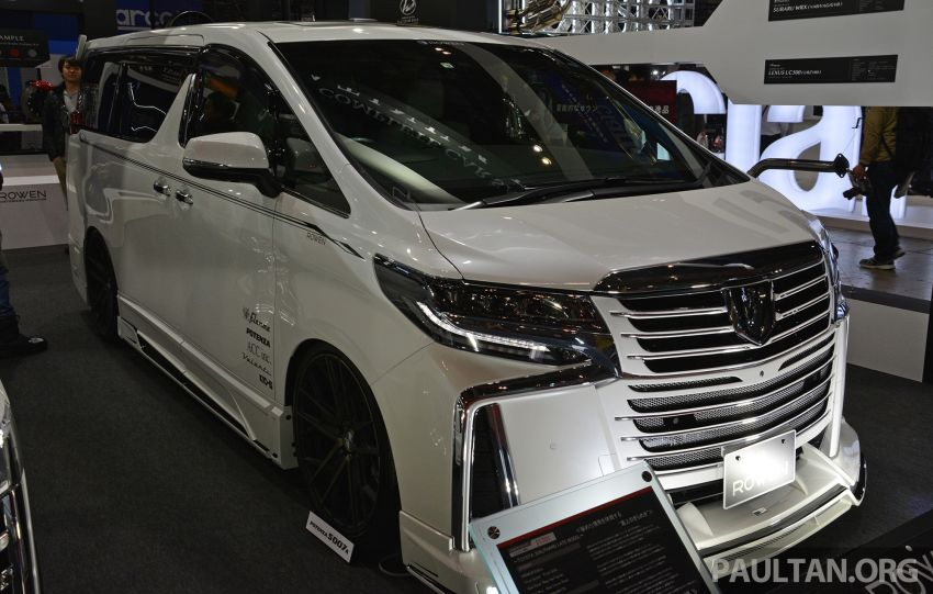 TAS 2019: <em>Kawaii</em> showgirls wrap up our mega inaugural Tokyo Auto Salon live coverage Image #916527