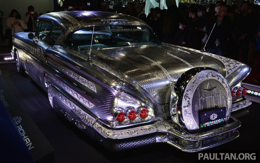 TAS 2019: <em>Kawaii</em> showgirls wrap up our mega inaugural Tokyo Auto Salon live coverage Image #916541