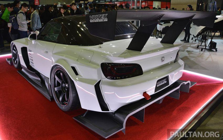 TAS 2019: <em>Kawaii</em> showgirls wrap up our mega inaugural Tokyo Auto Salon live coverage Image #916460