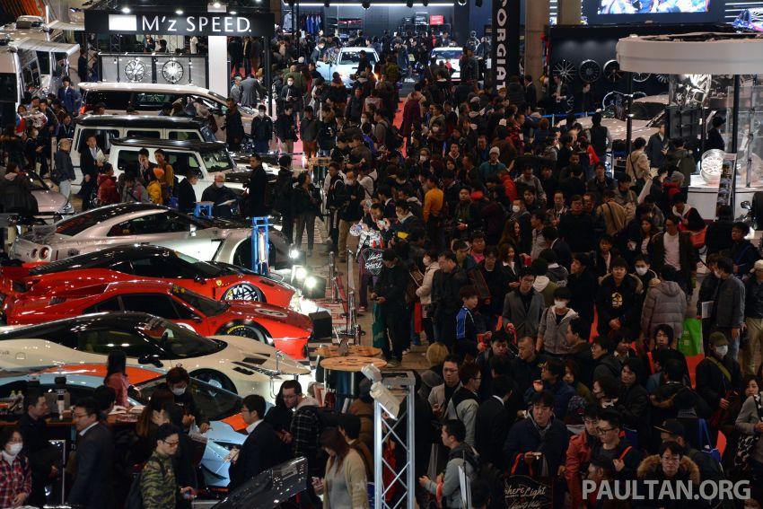 TAS 2019: <em>Kawaii</em> showgirls wrap up our mega inaugural Tokyo Auto Salon live coverage Image #916554