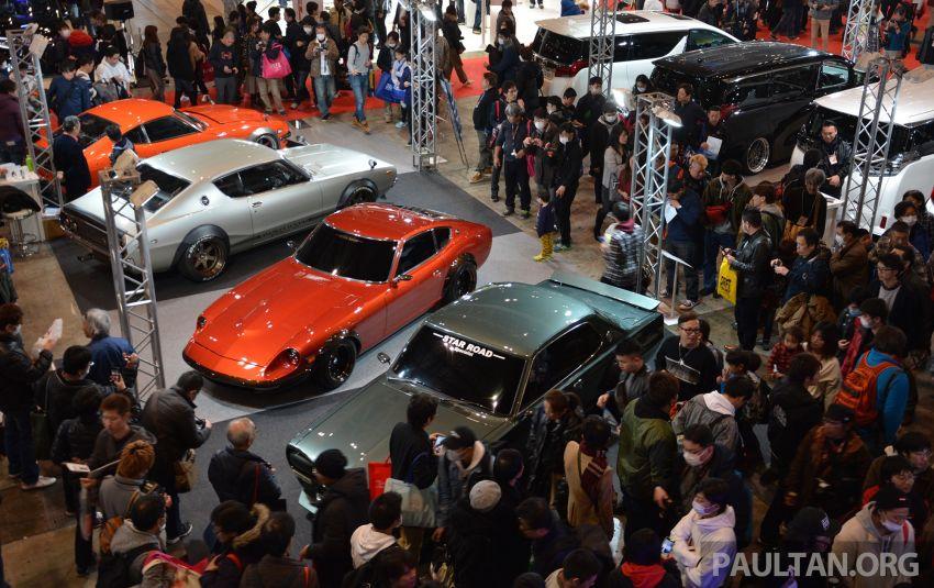 TAS 2019: <em>Kawaii</em> showgirls wrap up our mega inaugural Tokyo Auto Salon live coverage Image #916555