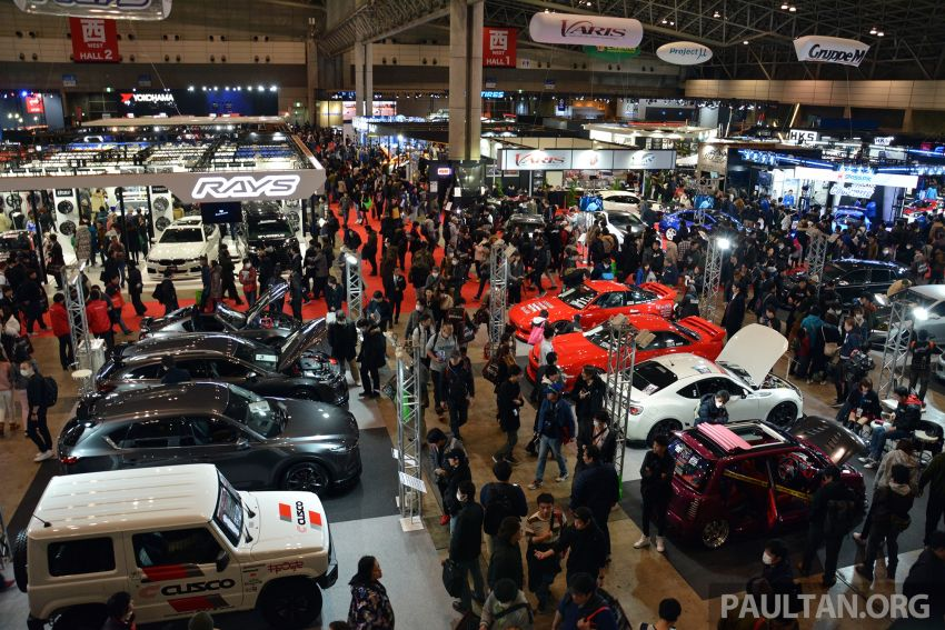 TAS 2019: <em>Kawaii</em> showgirls wrap up our mega inaugural Tokyo Auto Salon live coverage Image #916556