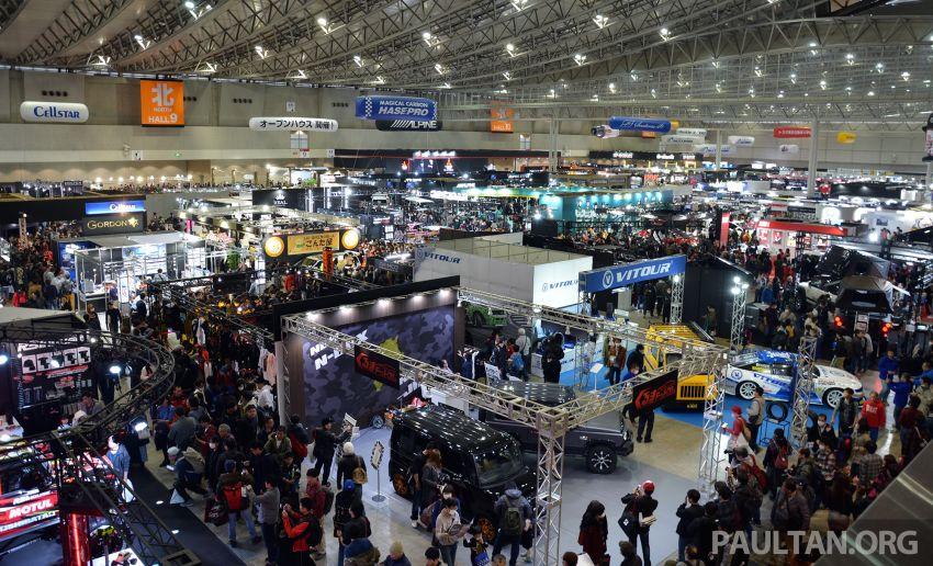 TAS 2019: <em>Kawaii</em> showgirls wrap up our mega inaugural Tokyo Auto Salon live coverage Image #916557