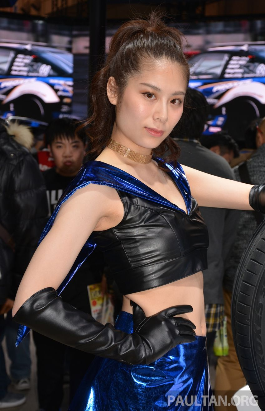 TAS 2019: <em>Kawaii</em> showgirls wrap up our mega inaugural Tokyo Auto Salon live coverage Image #916400