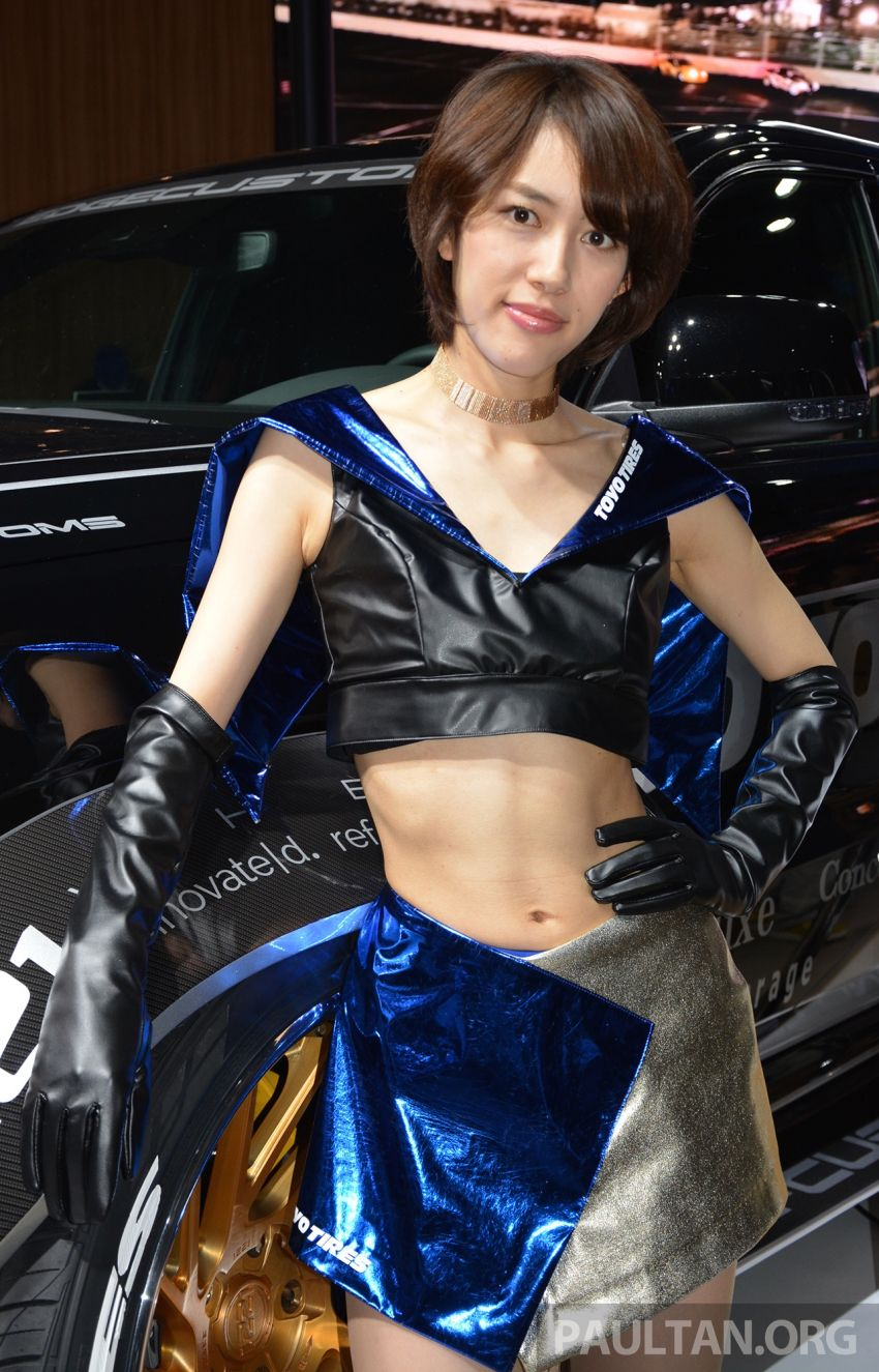 TAS 2019: <em>Kawaii</em> showgirls wrap up our mega inaugural Tokyo Auto Salon live coverage Image #916402