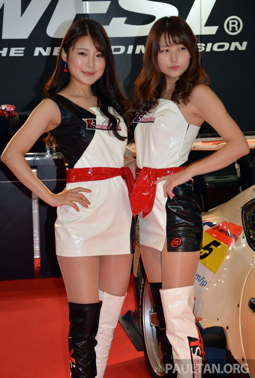 TAS 2019: <em>Kawaii</em> showgirls wrap up our mega inaugural Tokyo Auto Salon live coverage Image #916405