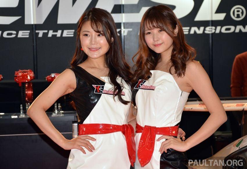 TAS 2019: <em>Kawaii</em> showgirls wrap up our mega inaugural Tokyo Auto Salon live coverage Image #916406
