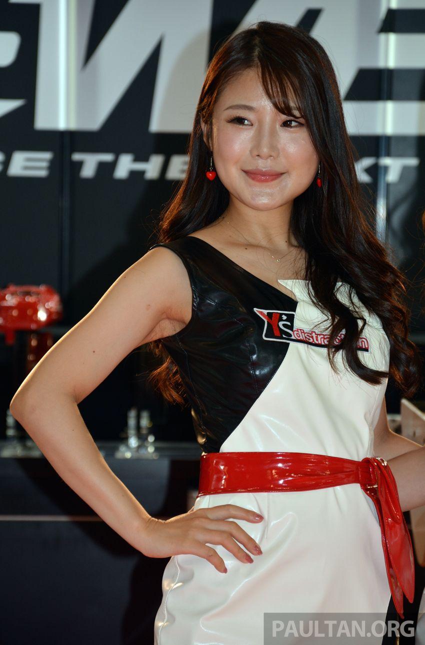 TAS 2019: <em>Kawaii</em> showgirls wrap up our mega inaugural Tokyo Auto Salon live coverage Image #916407