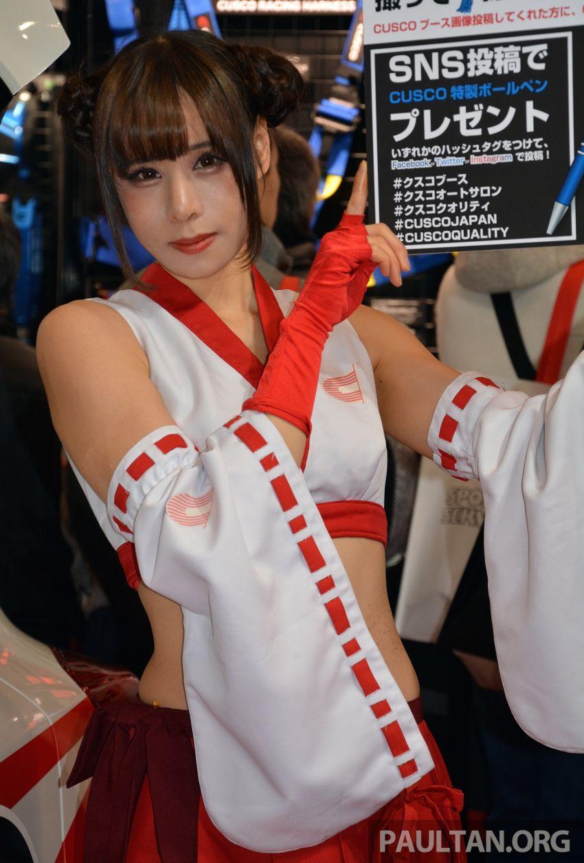 TAS 2019: <em>Kawaii</em> showgirls wrap up our mega inaugural Tokyo Auto Salon live coverage Image #916408