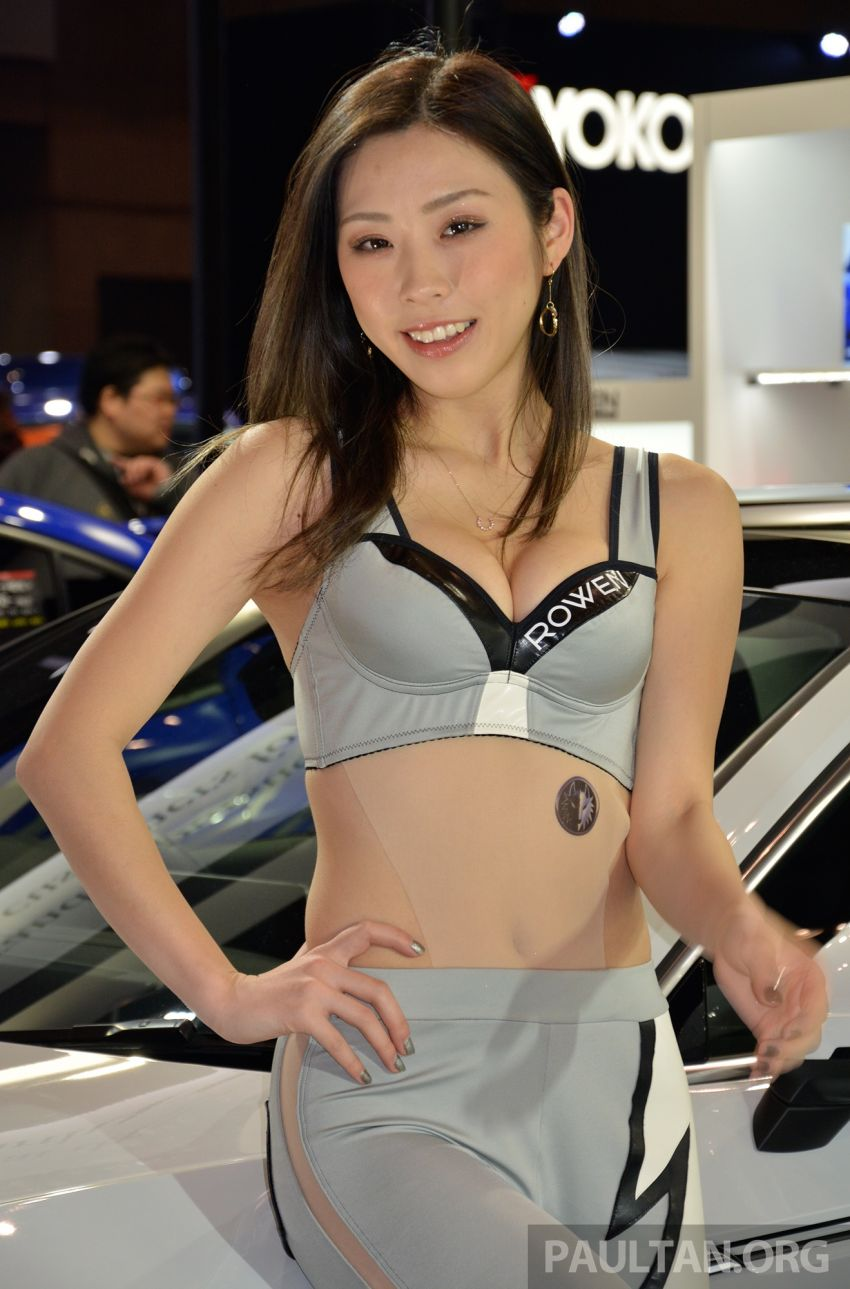 TAS 2019: <em>Kawaii</em> showgirls wrap up our mega inaugural Tokyo Auto Salon live coverage Image #916412