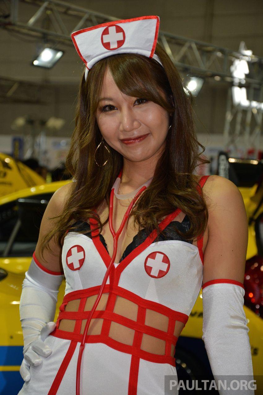 TAS 2019: <em>Kawaii</em> showgirls wrap up our mega inaugural Tokyo Auto Salon live coverage Image #916317