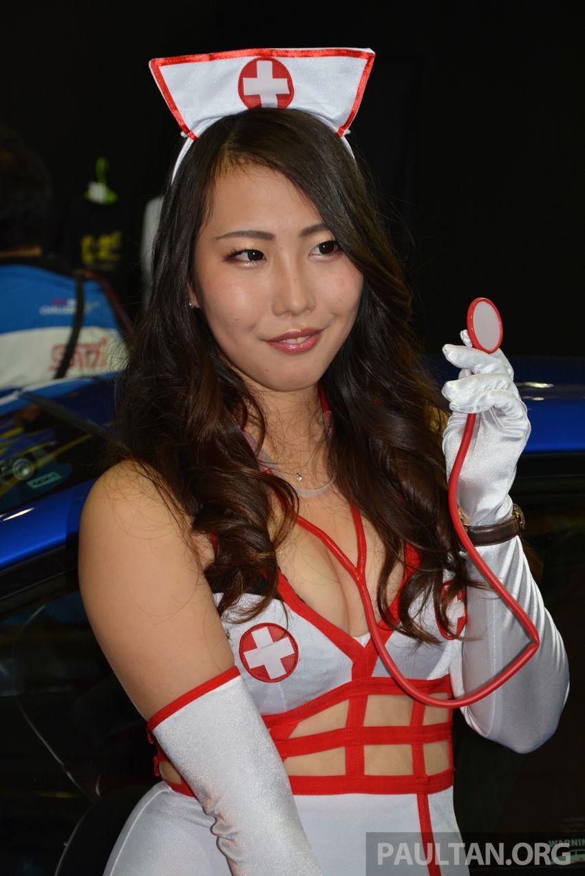 TAS 2019: <em>Kawaii</em> showgirls wrap up our mega inaugural Tokyo Auto Salon live coverage Image #916319