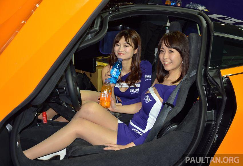 TAS 2019: <em>Kawaii</em> showgirls wrap up our mega inaugural Tokyo Auto Salon live coverage Image #916324