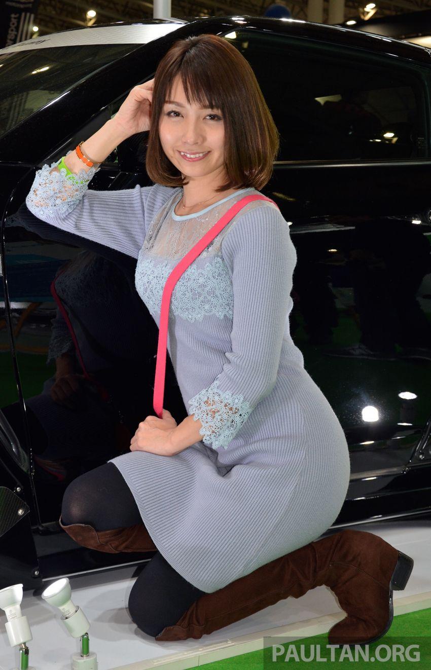 TAS 2019: <em>Kawaii</em> showgirls wrap up our mega inaugural Tokyo Auto Salon live coverage Image #916329