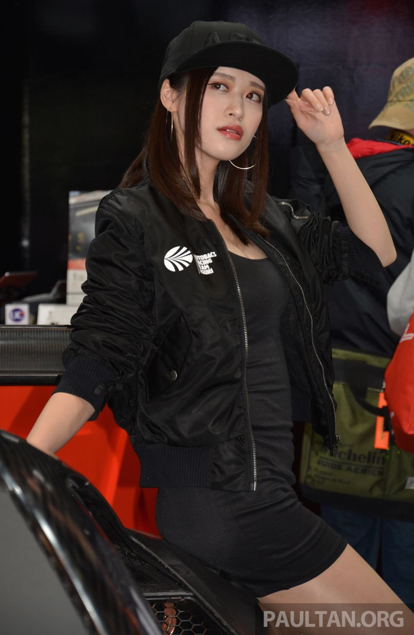 TAS 2019: <em>Kawaii</em> showgirls wrap up our mega inaugural Tokyo Auto Salon live coverage Image #916299