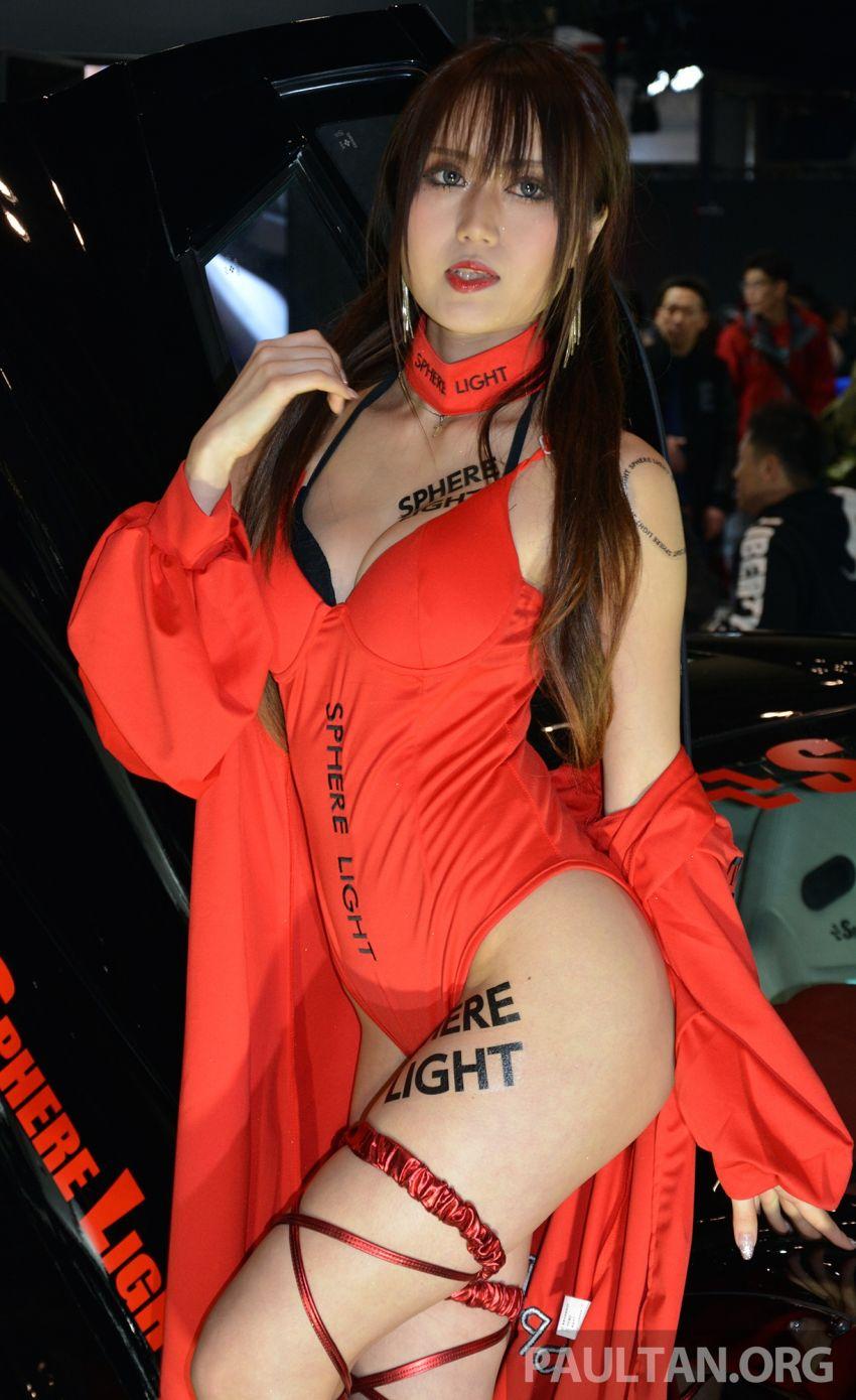 TAS 2019: <em>Kawaii</em> showgirls wrap up our mega inaugural Tokyo Auto Salon live coverage Image #916338