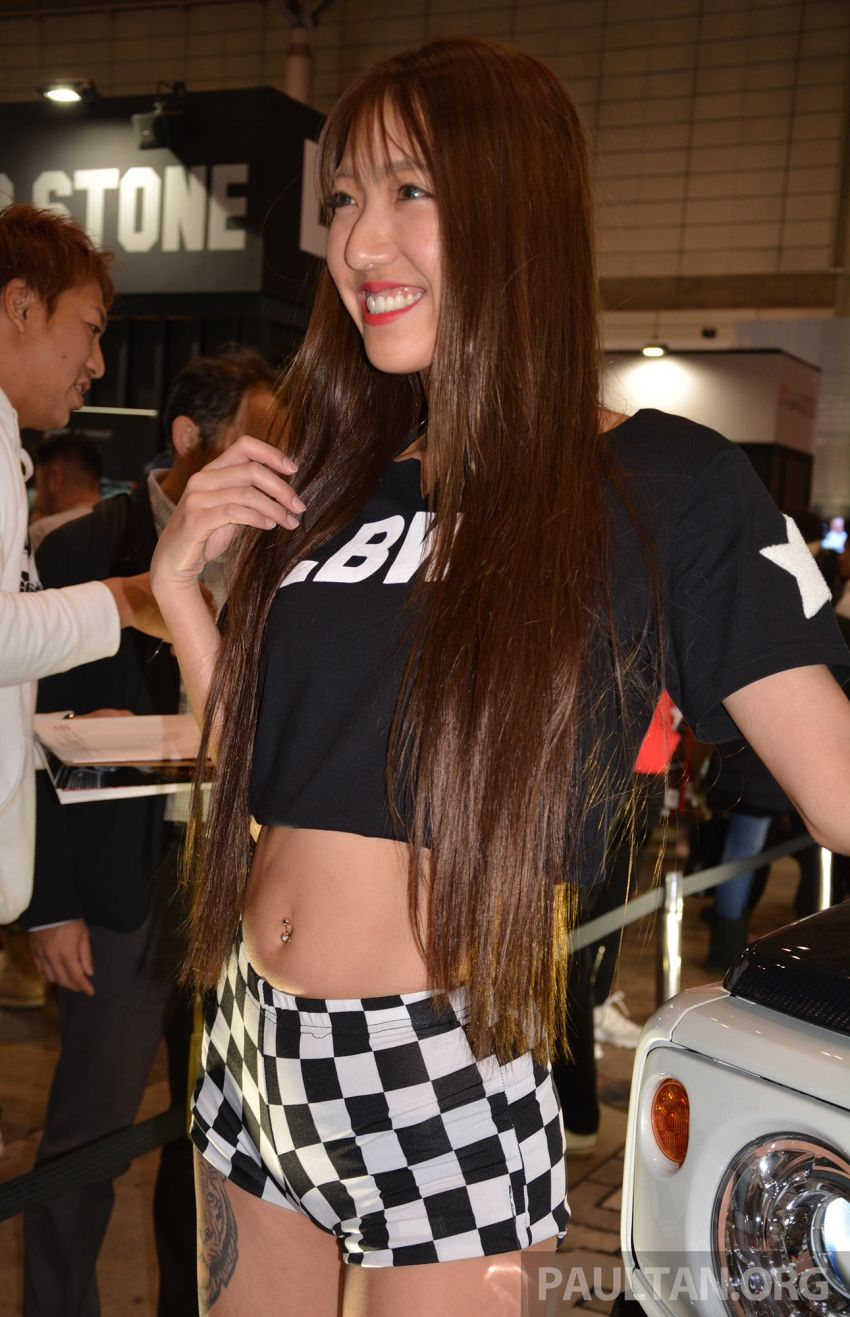 TAS 2019: <em>Kawaii</em> showgirls wrap up our mega inaugural Tokyo Auto Salon live coverage Image #916339
