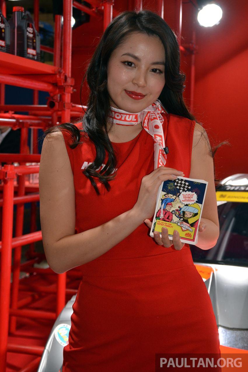 TAS 2019: <em>Kawaii</em> showgirls wrap up our mega inaugural Tokyo Auto Salon live coverage Image #916343