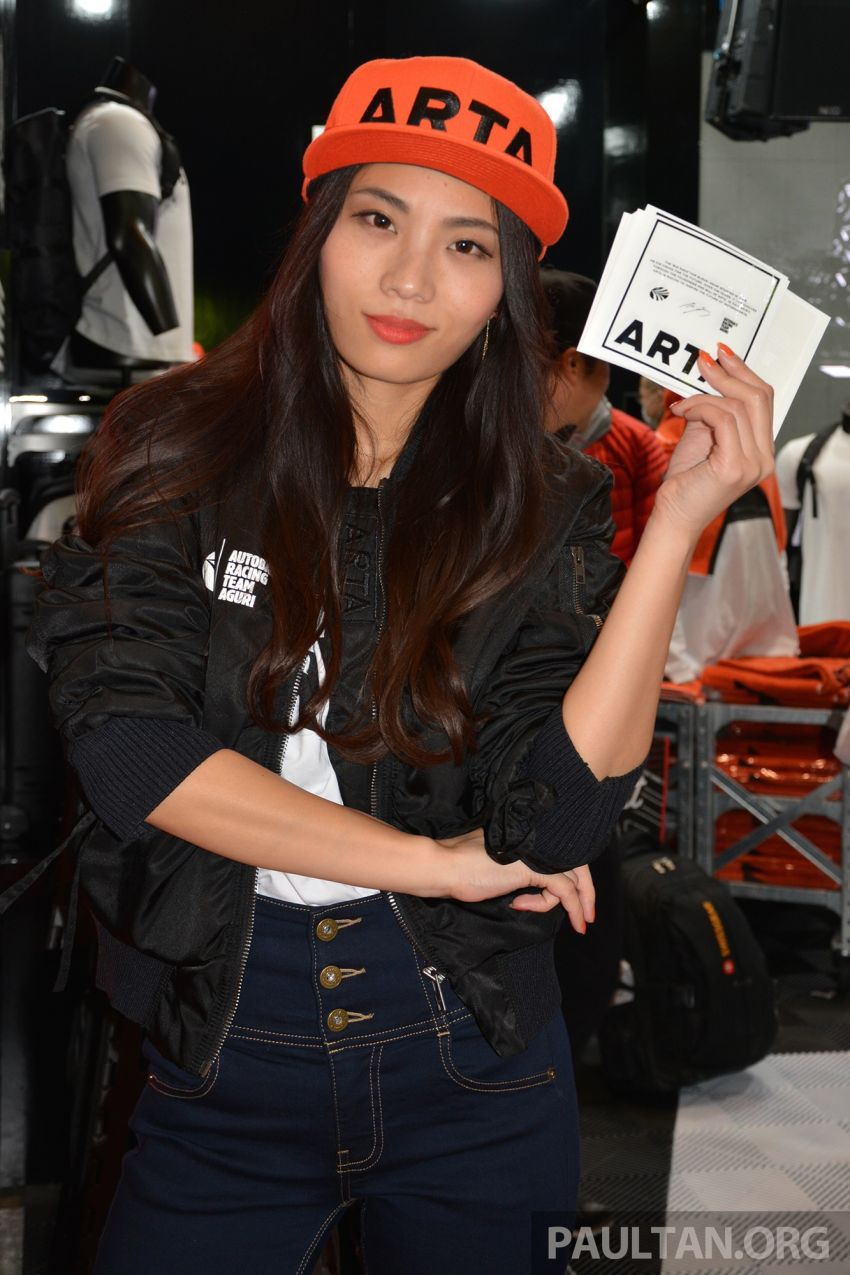 TAS 2019: <em>Kawaii</em> showgirls wrap up our mega inaugural Tokyo Auto Salon live coverage Image #916344