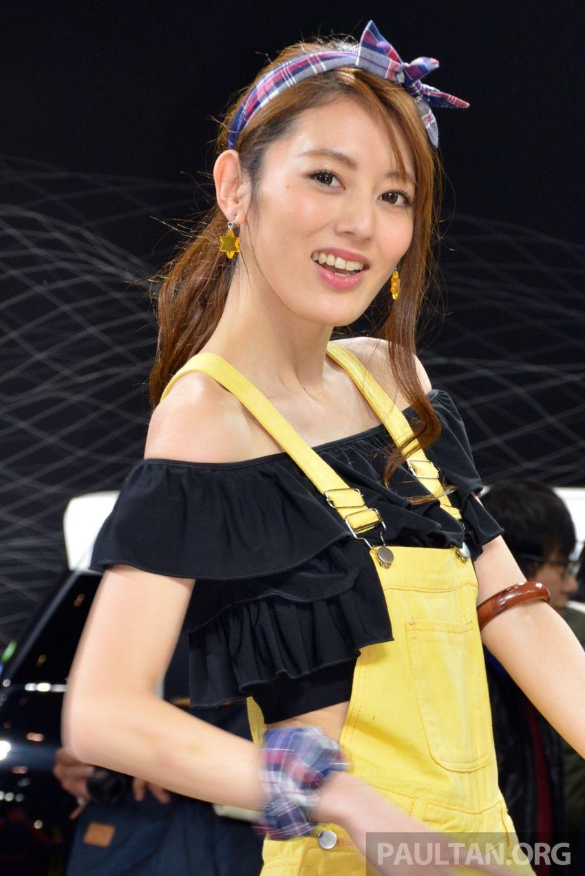 TAS 2019: <em>Kawaii</em> showgirls wrap up our mega inaugural Tokyo Auto Salon live coverage Image #916348