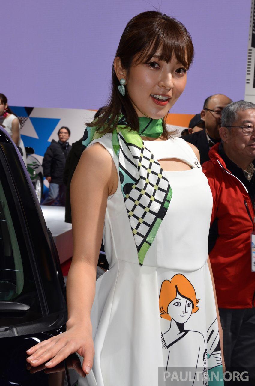 TAS 2019: <em>Kawaii</em> showgirls wrap up our mega inaugural Tokyo Auto Salon live coverage Image #916352