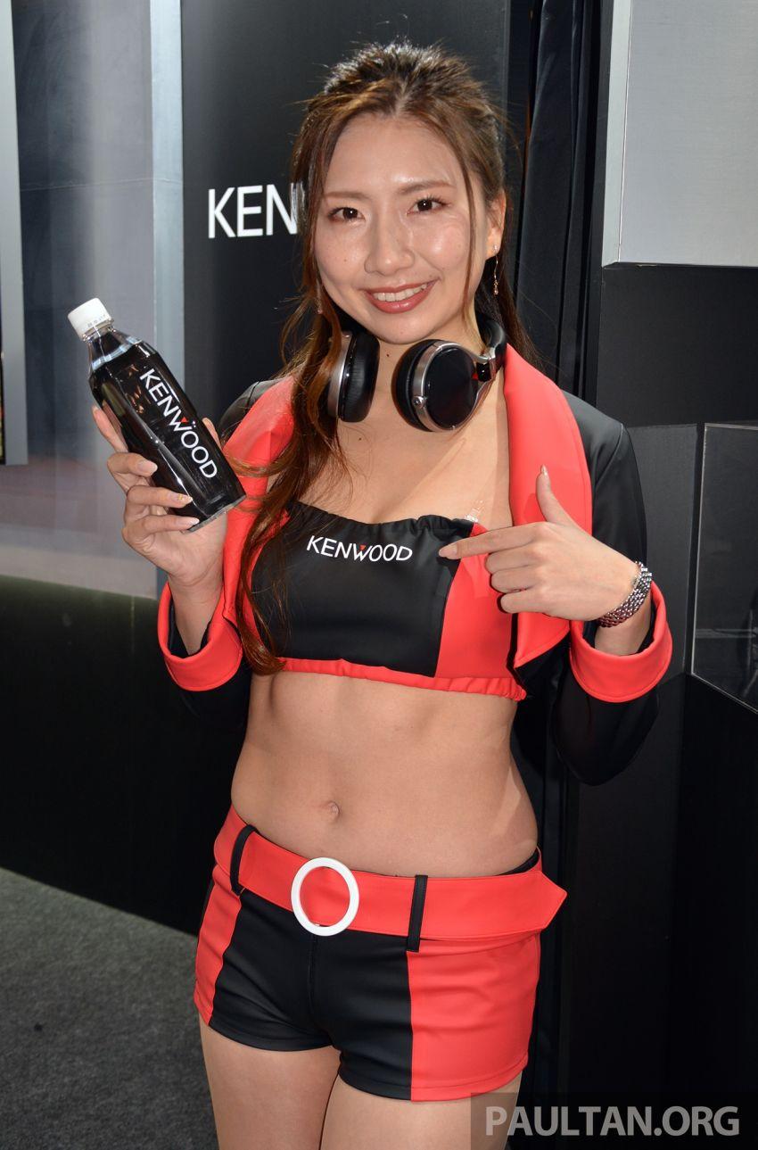 TAS 2019: <em>Kawaii</em> showgirls wrap up our mega inaugural Tokyo Auto Salon live coverage Image #916357