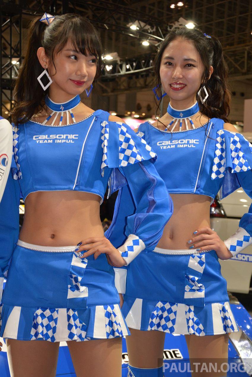 TAS 2019: <em>Kawaii</em> showgirls wrap up our mega inaugural Tokyo Auto Salon live coverage Image #916360