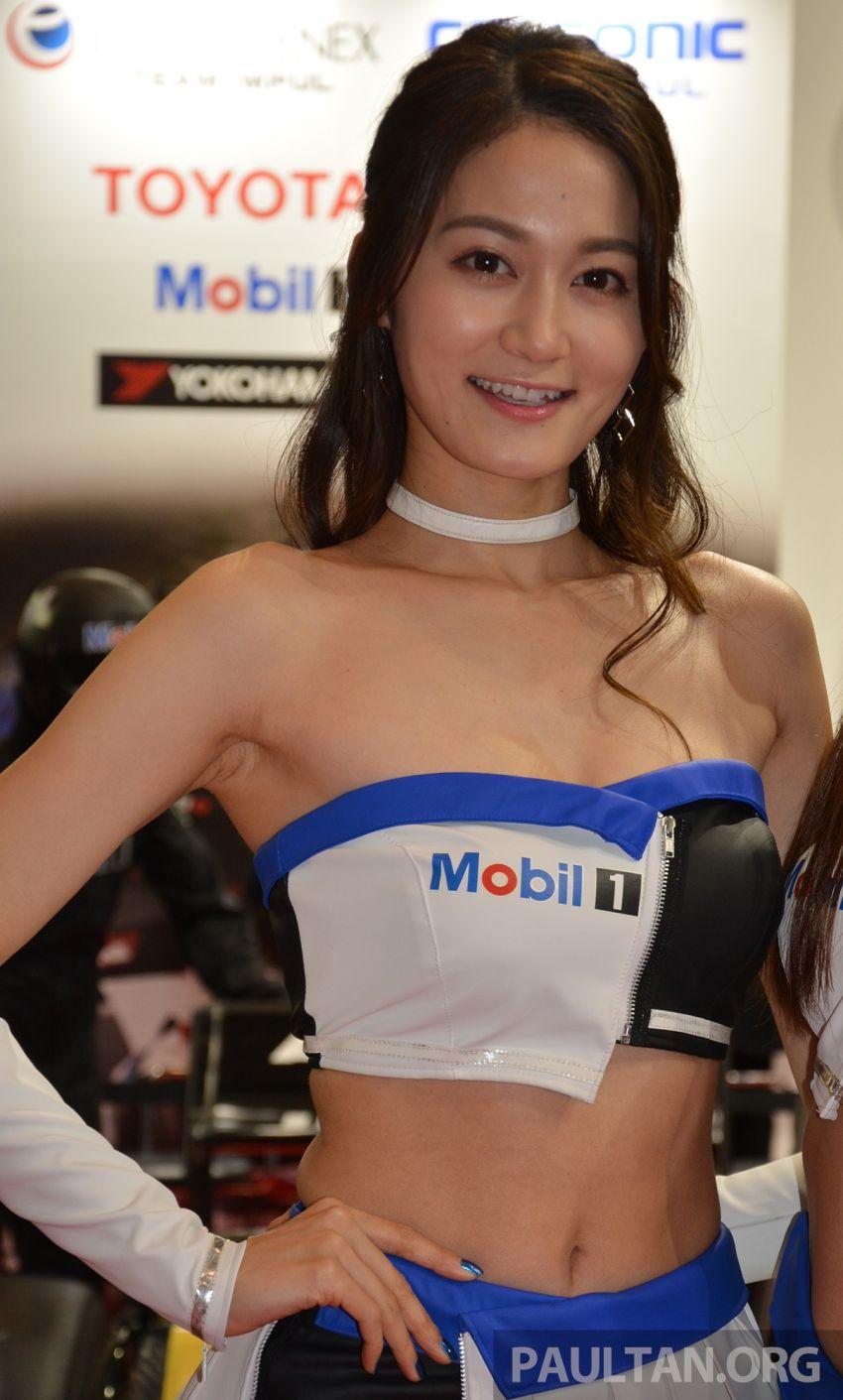 TAS 2019: <em>Kawaii</em> showgirls wrap up our mega inaugural Tokyo Auto Salon live coverage Image #916363