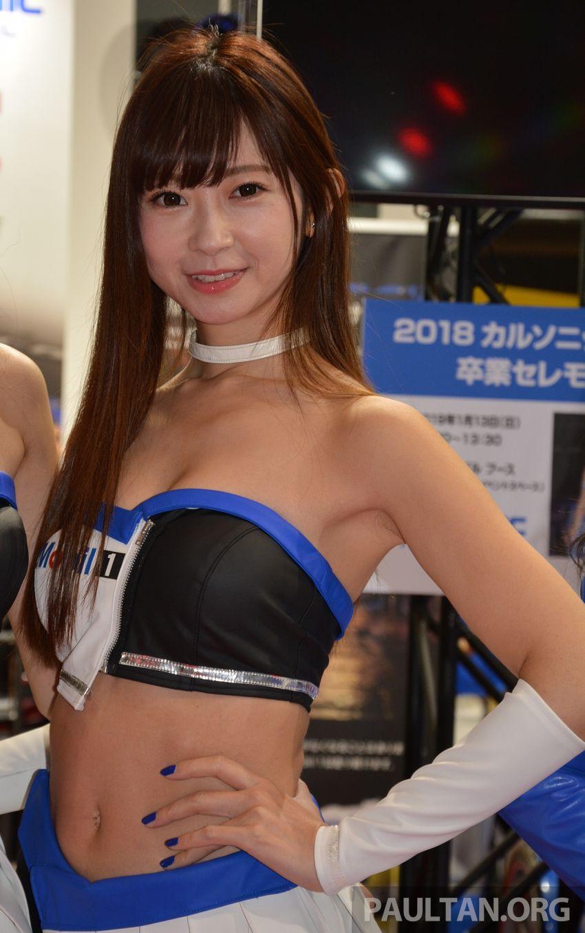 TAS 2019: <em>Kawaii</em> showgirls wrap up our mega inaugural Tokyo Auto Salon live coverage Image #916364