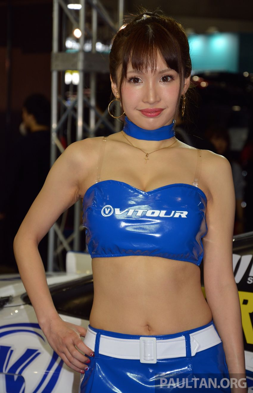 TAS 2019: <em>Kawaii</em> showgirls wrap up our mega inaugural Tokyo Auto Salon live coverage Image #916302