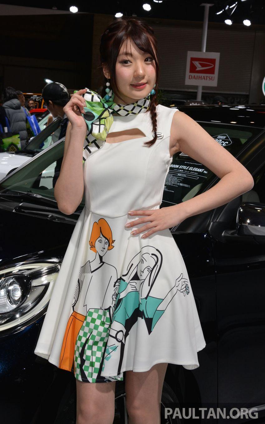 TAS 2019: <em>Kawaii</em> showgirls wrap up our mega inaugural Tokyo Auto Salon live coverage Image #916369