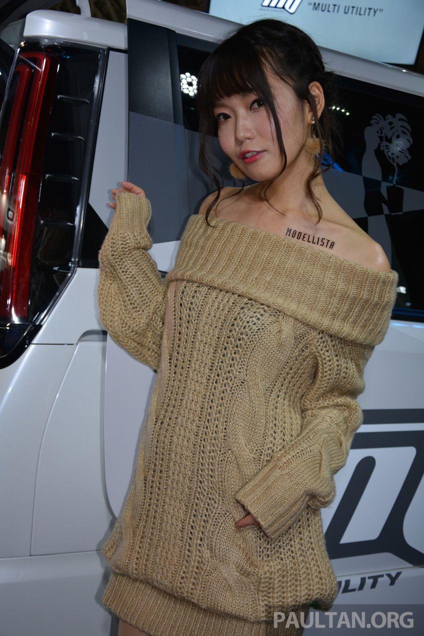 TAS 2019: <em>Kawaii</em> showgirls wrap up our mega inaugural Tokyo Auto Salon live coverage Image #916373