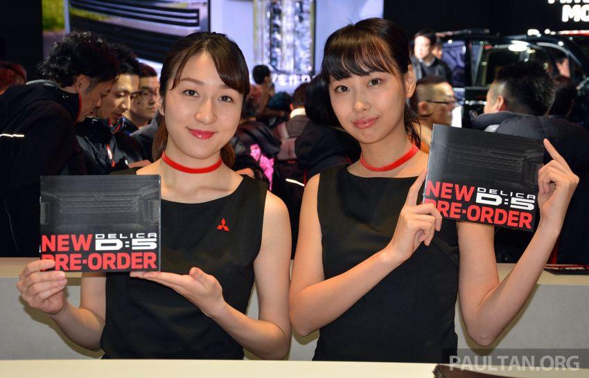 TAS 2019: <em>Kawaii</em> showgirls wrap up our mega inaugural Tokyo Auto Salon live coverage Image #916382