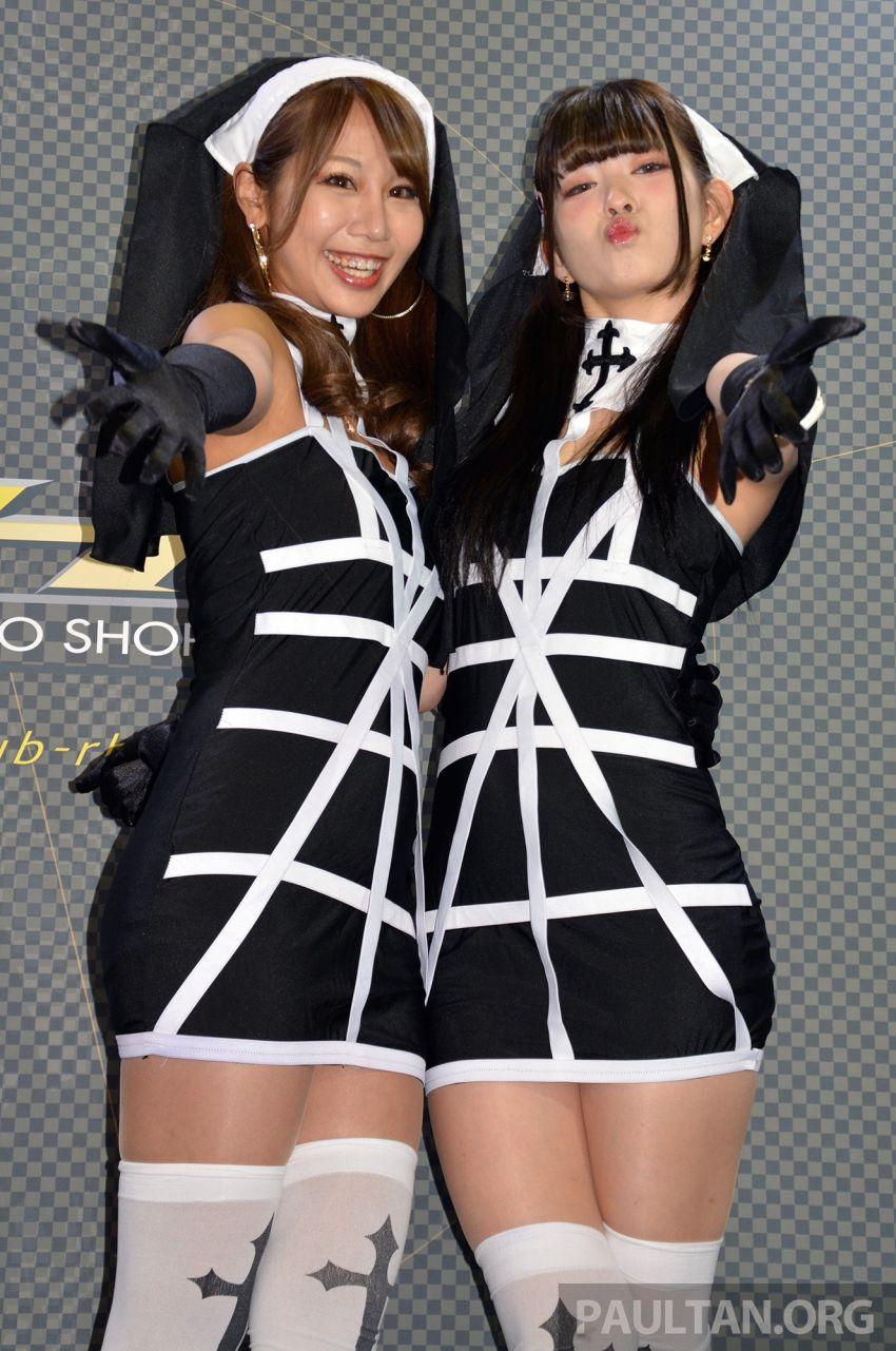 TAS 2019: <em>Kawaii</em> showgirls wrap up our mega inaugural Tokyo Auto Salon live coverage Image #916383